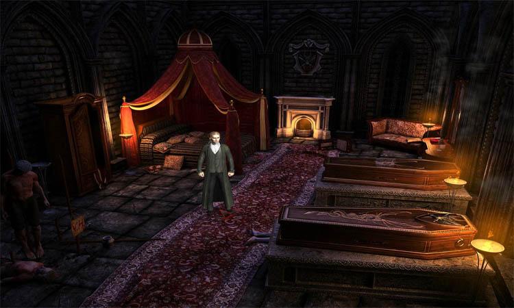 تحميل لعبة Dracula Origin