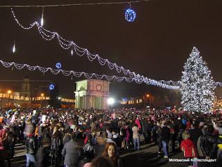 Кишинев центр 2012