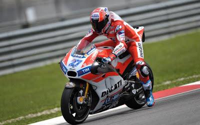 Hasil Ujicoba Casey Stoner Membuat Ducati Optimis