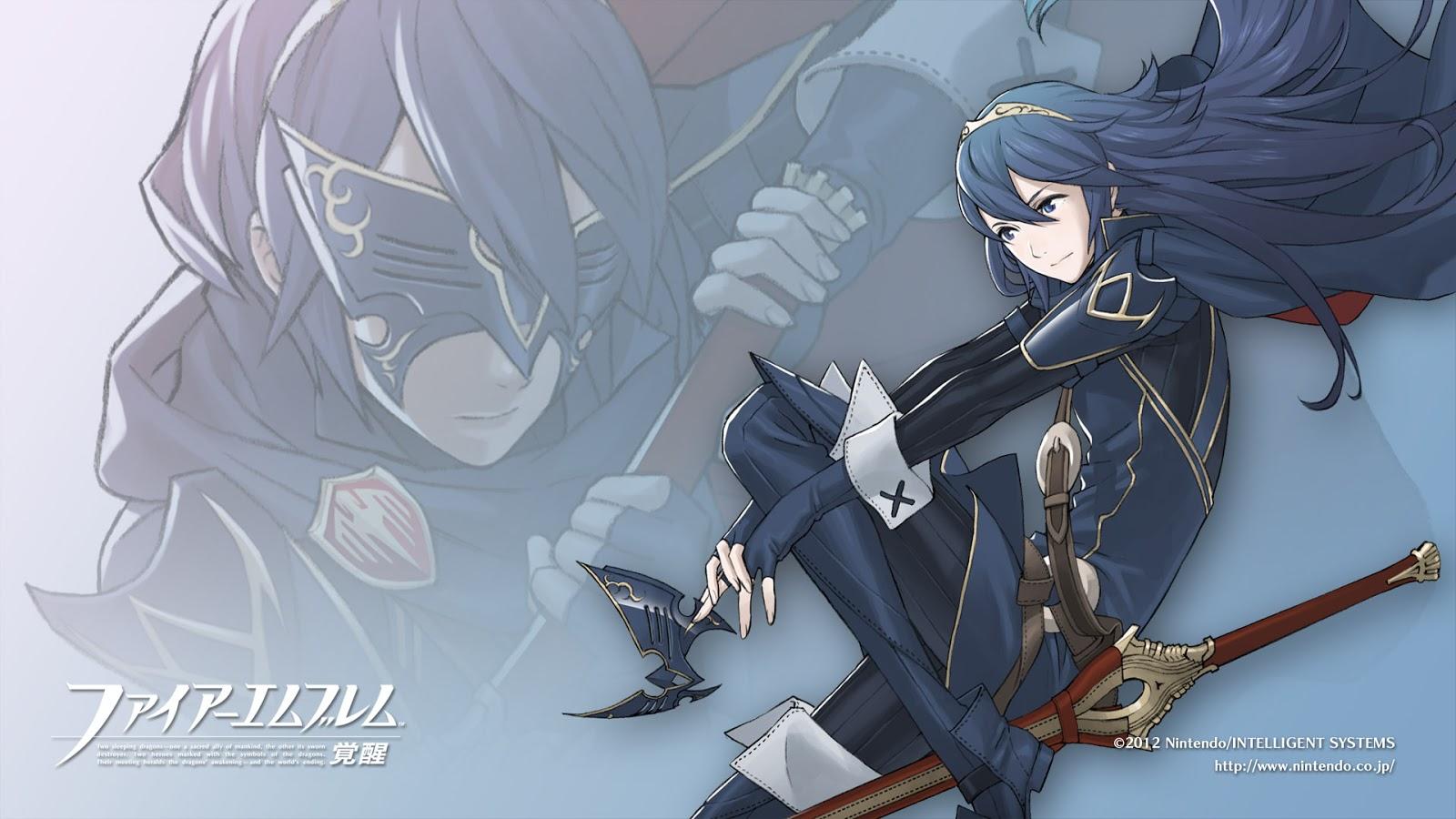 Trueblade24: Fire Emblem - Character Review: Lucina (FE