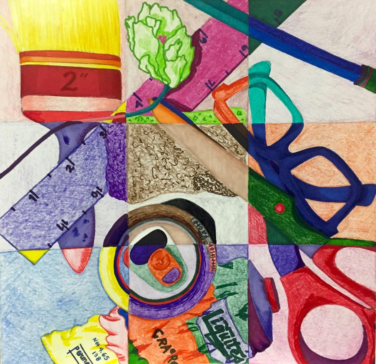 Kids Art Market Color Theory Art Supplies