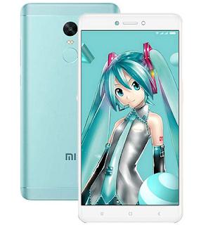 Harga HP Terbaru Xiaomi Redmi Note 4X