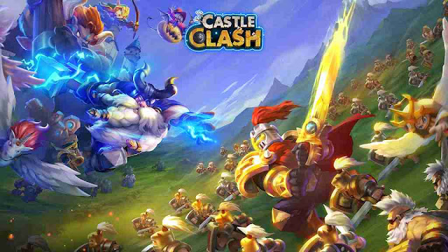 Castle Clash Hack Apk Download