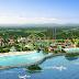 Novas imagens mostram os avanços na construção do Six Flags China