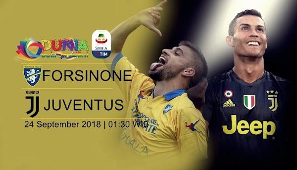 Nhận định Frosinone vs Juventus: Lời xin lỗi của Ronaldo