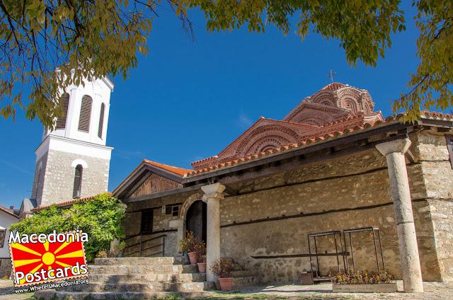 Црква Пресвета Богородица Привлептос (Св. Климент) - Охрид, Македонија