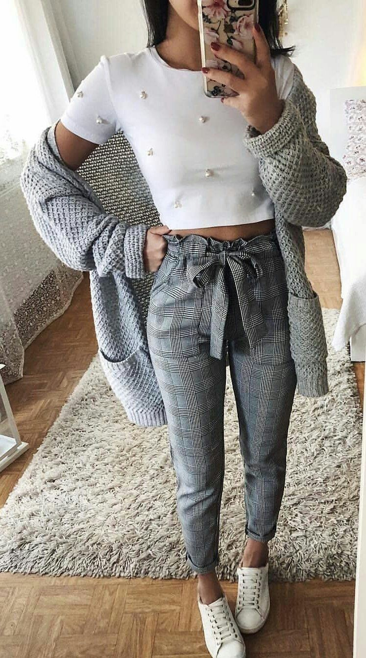 1ff57aa4111c Fαshiση Gαlαxy 98 ☯  Spring casual outfits - women outfits