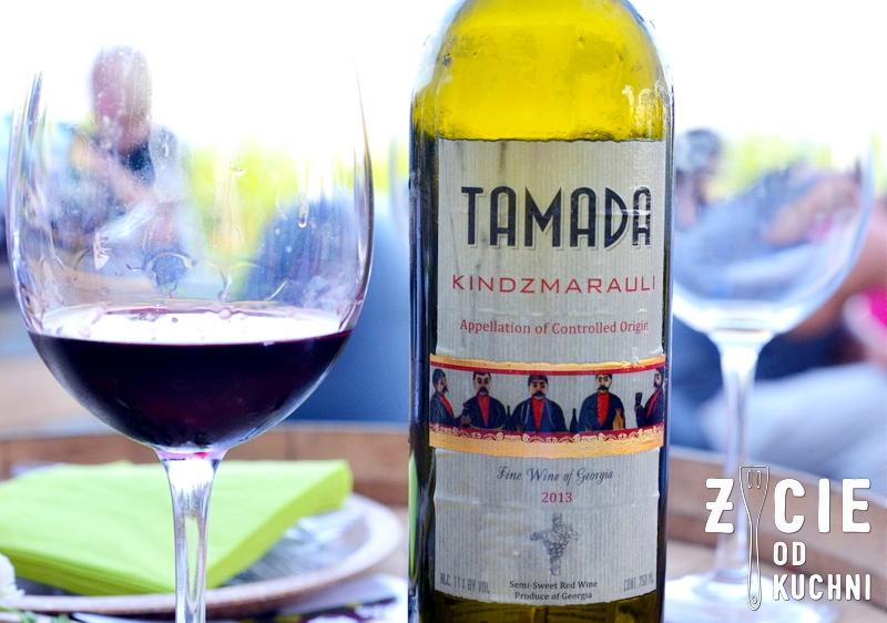 Tamada Kindzmarauli 2013, Vininova, gruzinskie wino, poznaj smak gruzji, gruzja, wino, malinova, zycie od kuchni, georgian wine agency, vinisfera