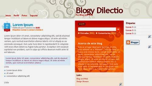14 лучших шаблонов для Blogger.com [выпуск 1]
