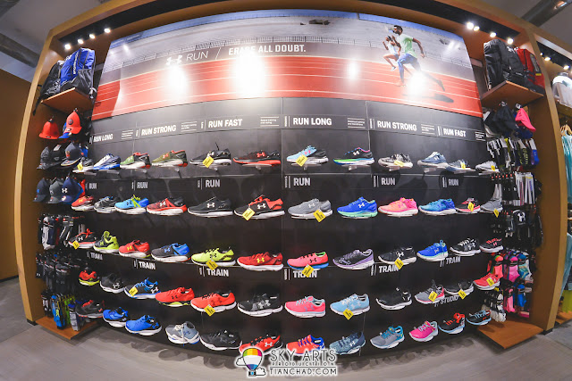 Under Armor Pavilion Kuala Lumpur Brand Outlet