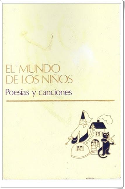 El mundo de los niños Poesías y canciones