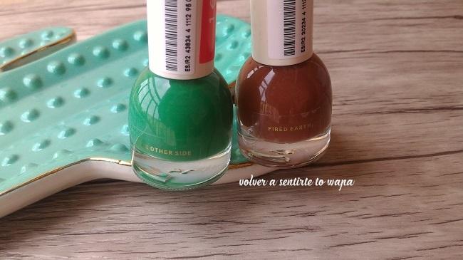 Esmaltes de uñas de h&m