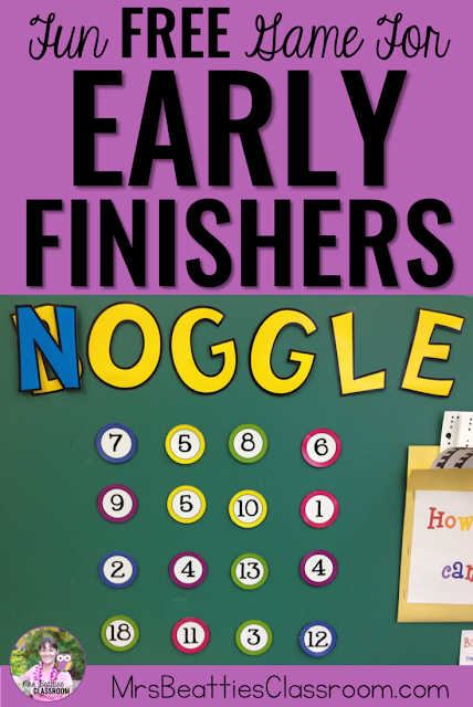 Early finishers can be a disruption in the classroom if you are not prepared with engaging activities. Take a look at the free early finishers activity in this post, grab a freebie, and leave with some additional resource ideas for the early finishers in your classroom!