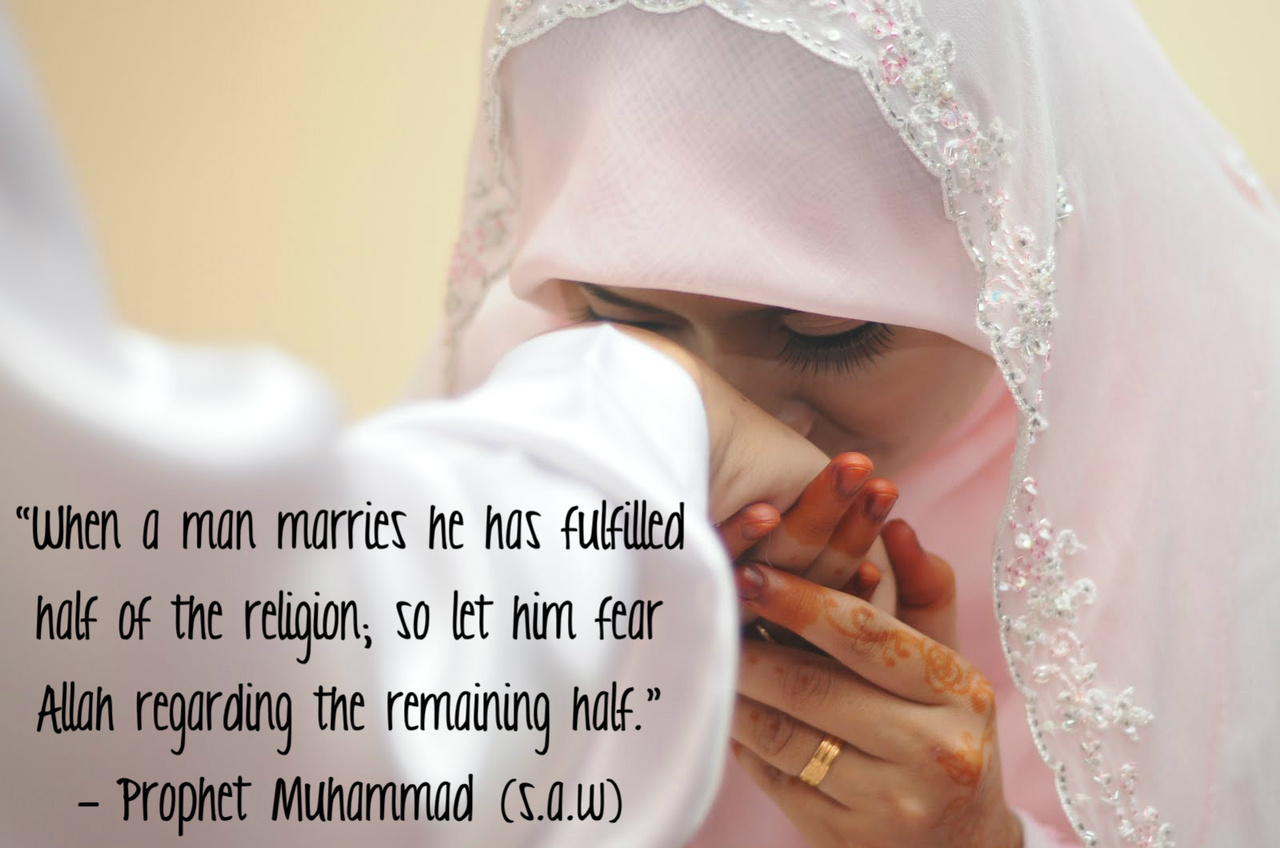 Muslim Quotes On Love Muslim Marriage Quotes  Articles About Islam