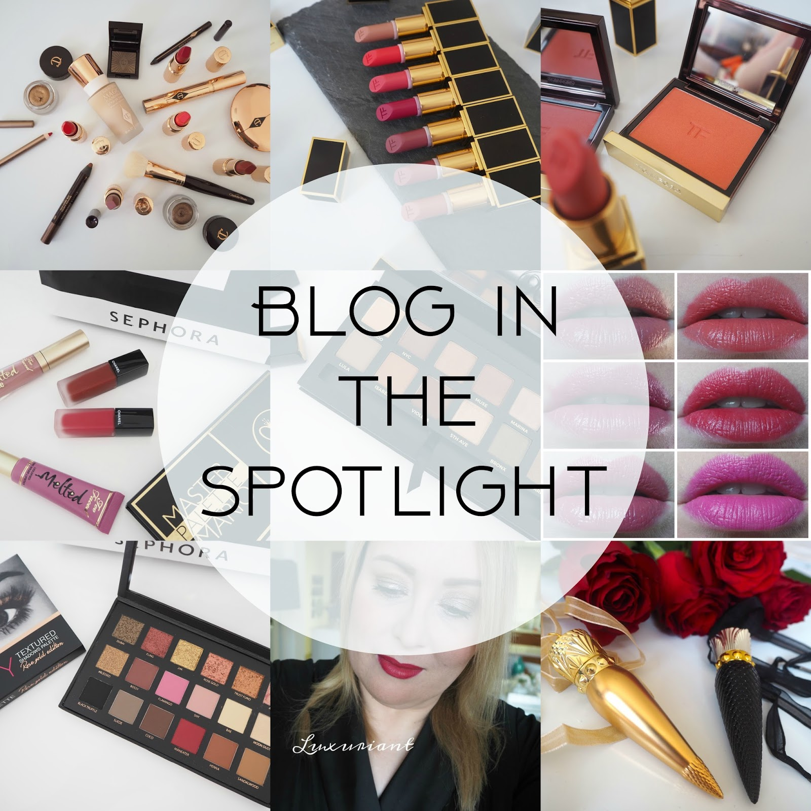 Blog in the spotlight - Stacey ExpatMakeup Addict