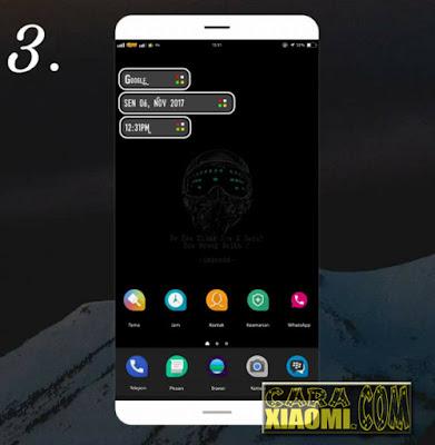 5 Template Pack Zooper Widget Pro Keren Terbaru For Android