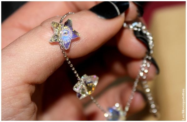 Blog : Bracelet en cristal, Bougie Bijoux