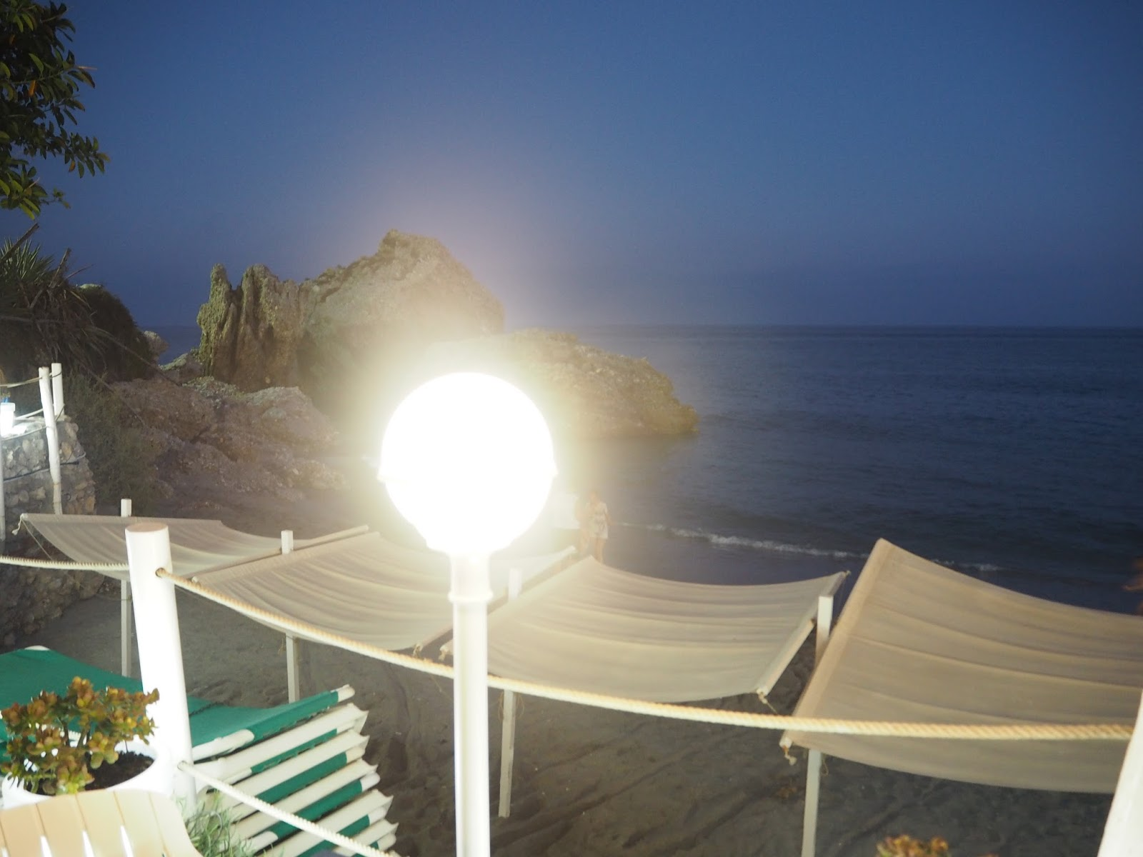 Dining out in Nerja, HotelBalcon de Europa
