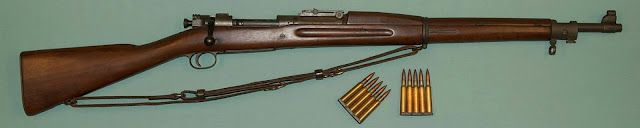 United States Rifle, Caliber .30-06, Model 1903