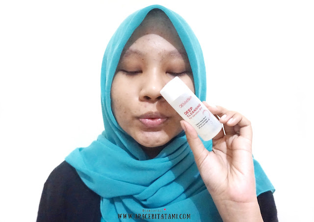 Review Elsheskin Deep Cleansing for Sensitive Skin