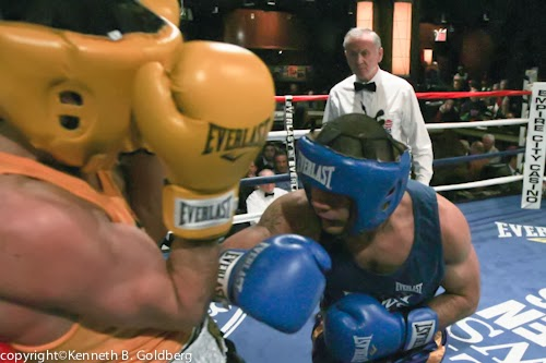 Daily News New York Golden Gloves 2014 Final April 16th