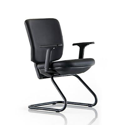 goldsit,goldsit koltuk,misafir koltuğu,bekleme koltuğu,u ayaklı,siyah