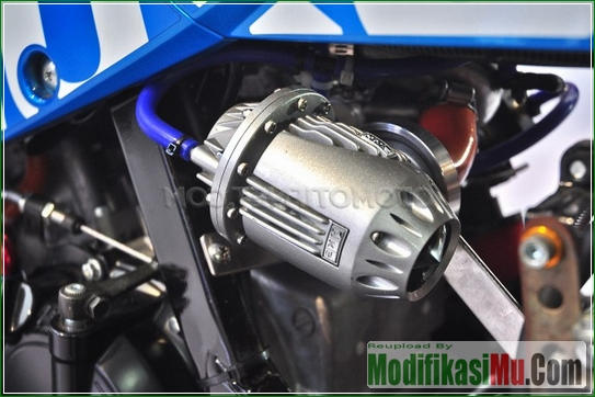 Blow Off Valve HKS - Video Cara Modifikasi Suzuki Satria F150 Injeksi Turbo Dengan Turbocharger Motor