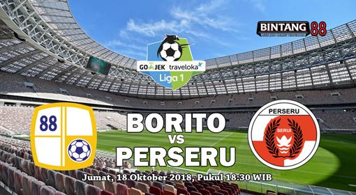 Prediksi Barito Putera vs Perseru Serui 19 Oktober 2018