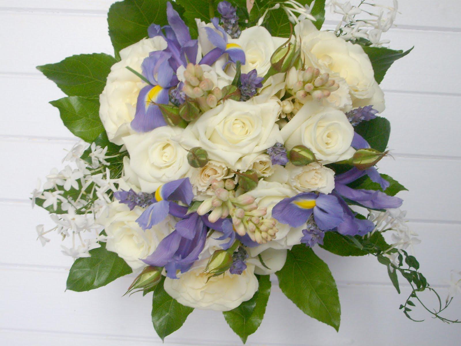 Wedding Flowers August
