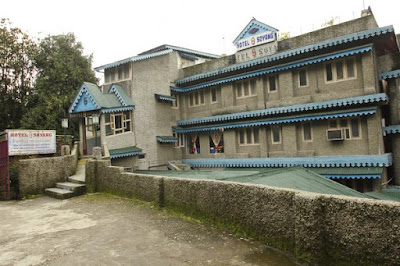 Hotel Soyang Gangtok, in Sikkim (India), is equipped with everything for everyone.