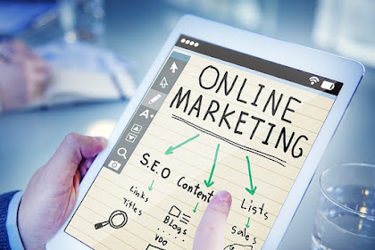 Cara Menjadi Marketing Online Untuk Pemula