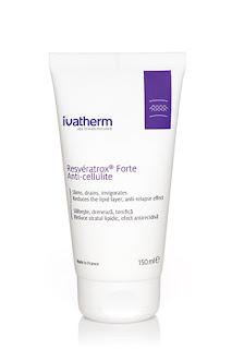 Cumpara de aici crema anticelulitica Resveratrox Ivatherm