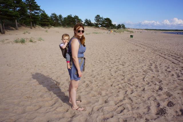stokke mycarrier yyteri beach