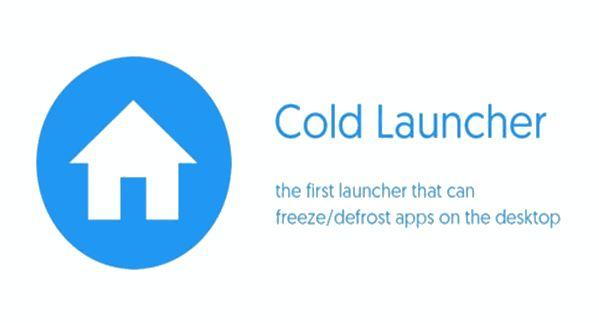 Cold Launcher v2.6 APK Gratis Terbaru