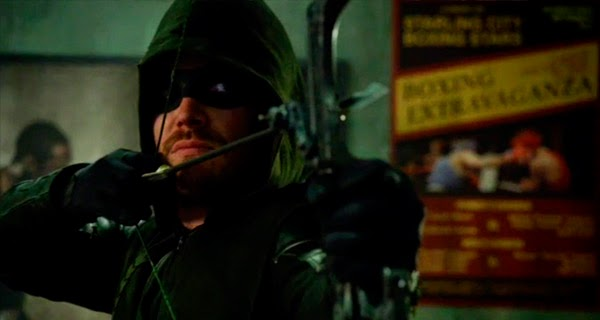 Oliver Queen Arrow 3x06 - Guilty