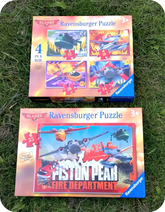 Disney Planes 2: Fire and Rescue Jigsaw Puzzles from Ravensburger