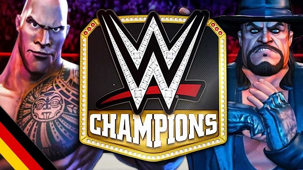 Download WWE Champions MOD Apk Unlimited Money for GamePlay