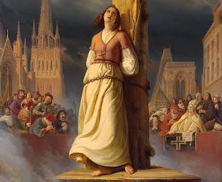 Oração de Santa Joana Dar'c