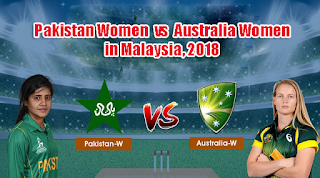 Today Match Prediction PK-W vs AU-w 2nd ODI - Dream 11