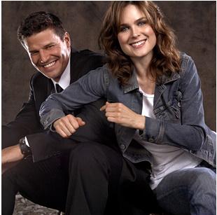 TV Romance Competition - SF - Booth & Brennan (Bones) vs