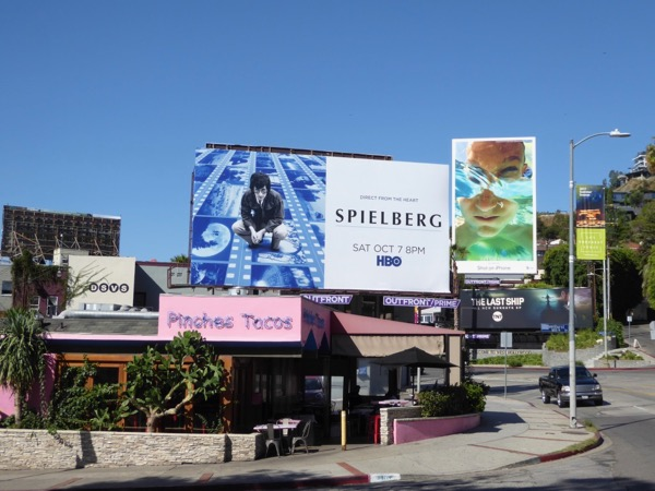 Spielberg HBO billboard