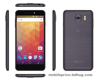 Symphony P7 Feature, Specification, Price In Bangladesh