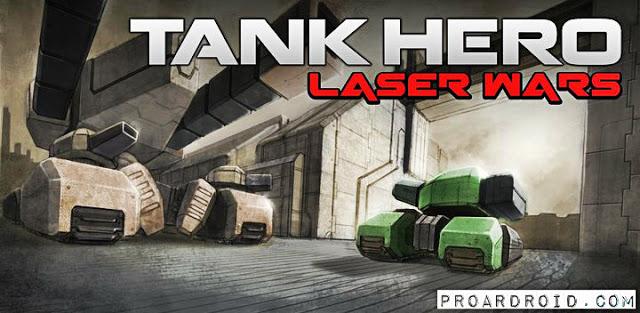 تحميل لعبة Tank Hero: Laser Wars v1.1.8 كاملة للأندرويد logo