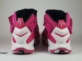 Sepatu Basket Nike LeBron Soldier 9 Kay Yow Pink, toko sepatu basket, jual sepatu basket, harga basket nike, nike lerbon soldier , soldier 9