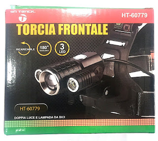 TORCIA HT-60779 ON TENCK