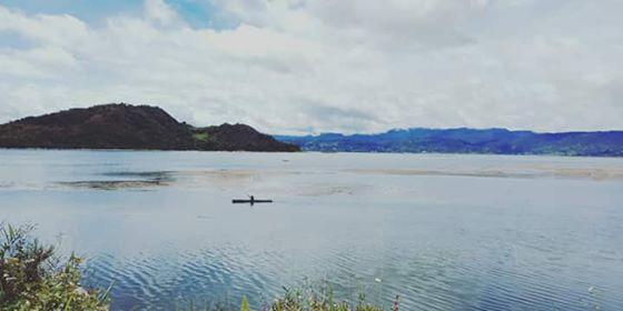 Asal Usul Terjadinya Danau Tigi