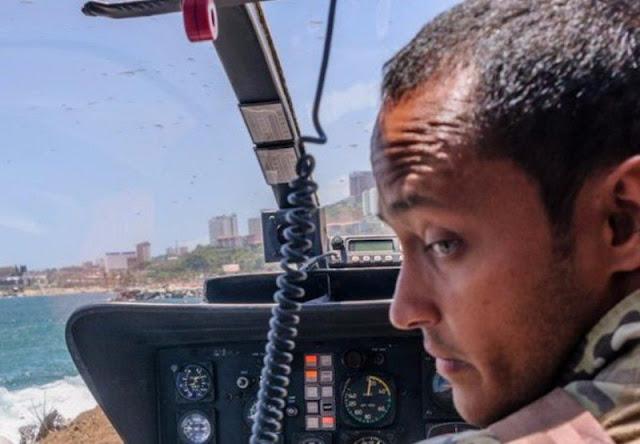 A un año del vuelo heroico de Oscar Perez antes de ser asesinado por el régimen de Maduro