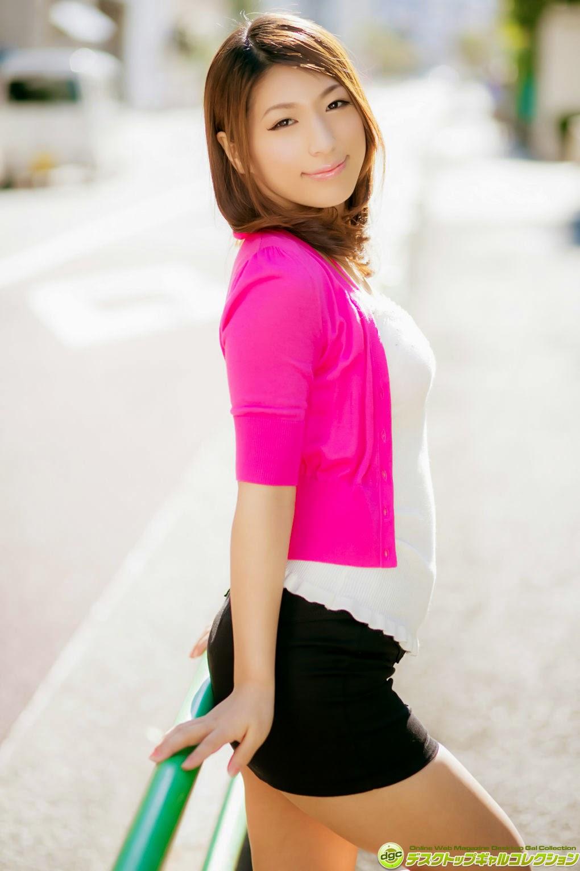 Nami Hoshino  Small Bikini, Big Boobs  Cameltoe Dgc -5797