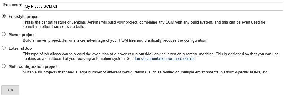 Plastic SCM blog: Plastic SCM integration with Jenkins CI
