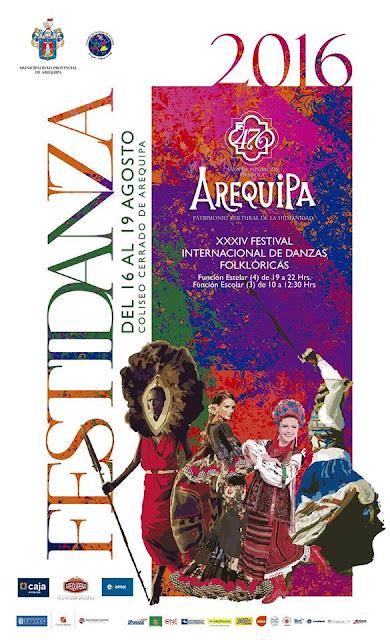 FestiDanza Arequipa 2016